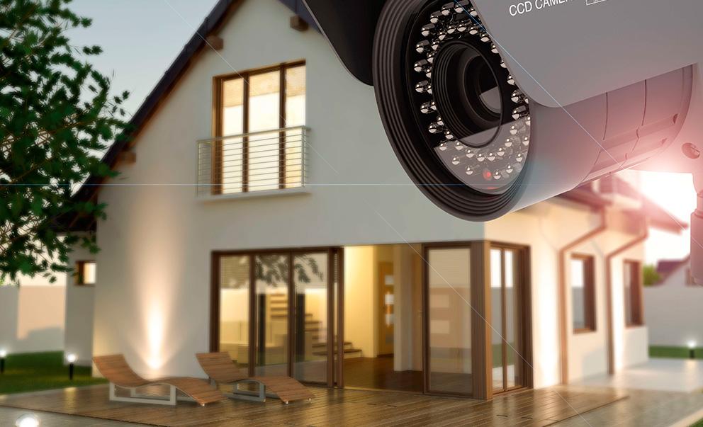 Como você protege sua casa